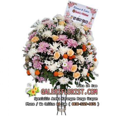 STANDING FLOWER MURAH SURABAYA GRATIS ONGKIR – Gleriflorist.Com