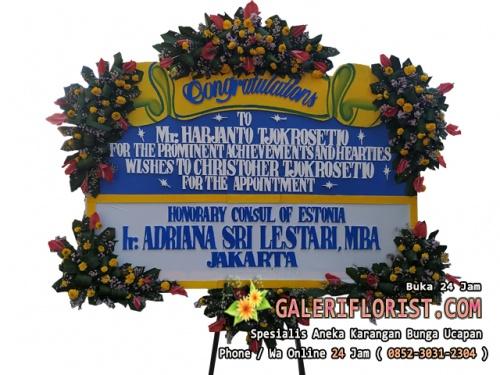 Bunga Papan Congratulations Surabaya | PCSBY-01