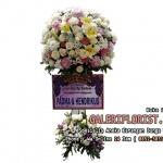 Standing Flower Duka Cita Surabaya