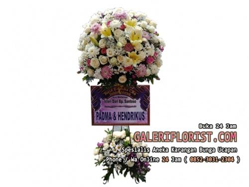 Standing Flower Duka Cita Surabaya | SFSBY-02