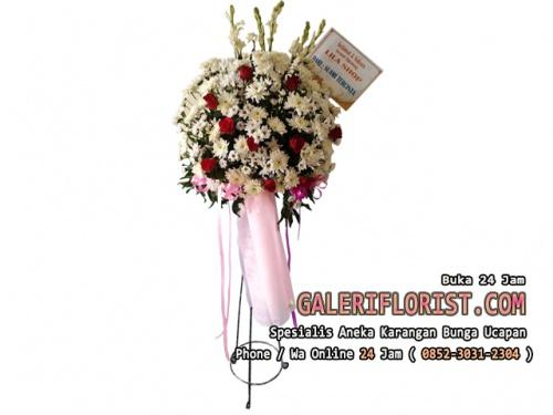 Standing Flower Surabaya – Sukses | SFSBY-01