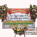 Bunga Papan Wedding Surabaya