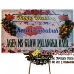 papan wedding surabaya, bunga papan wedding surabaya