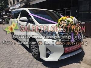Jual Bunga Mobil Murah Surabaya - hmsby 01